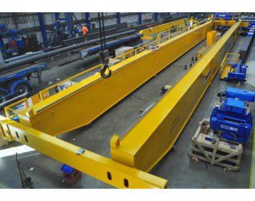 Double Girder EOT Crane Manufacturer Cape Town, South Africa
