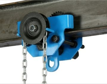 monorail hoist trolleys Manufacturer Cape Town, South Africa