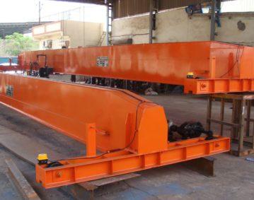 Single Girder EOT Crane Manufacturer Cape Town, South Africa